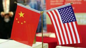 中美貿易戰風起雲湧。(互聯網)