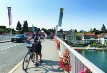 瑞士踩單車  享慢活小鎮風情