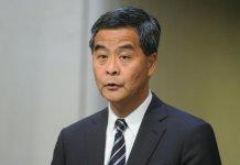 梁振英UGL事件 律政司認為無足夠證據起訴