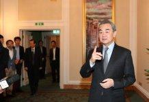 王毅:法意表明歡迎中國企業 是及時和必要表態