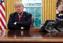 美國會通過撥款案 特朗普擬宣布緊急狀態建邊境圍牆