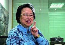 譚惠珠闡釋憲法與《基本法》  母子關係不可分割