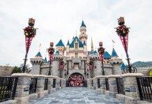 香港迪士尼公佈去年業績 連續4年虧損