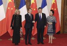 【習近平訪歐】抵法國國事訪問 料今簽訂能源等合作協議