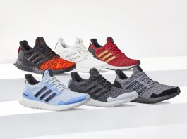 adidas x Game of Thrones 出Ultraboost跑鞋