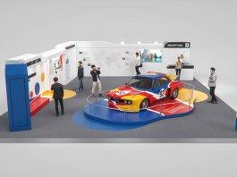 Art Basel展出Alexander Calder創作BMW Art Car #01