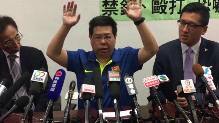林子健被裁定虛報有人犯罪罪成,判囚5個月。(互聯網)