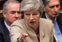 【英國脫歐】文翠珊再向歐盟申請押後脫歐期限