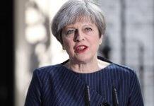【英國脫歐】協議三度被否決 文翠珊或周三同意提前大選