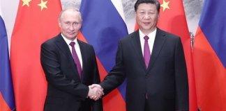 國家主席習近平六月將國事訪問俄羅斯