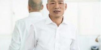 韓國瑜說郭台銘有通天本領 是不可多得的人才
