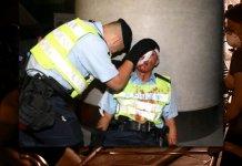 保護香港警察不要再受傷害! 文 : 丁煌