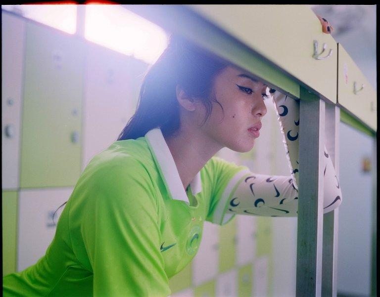 中國足球員趙麗娜