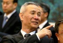 【貿易戰】劉鶴與萊特希澤通話 同意繼續保持溝通