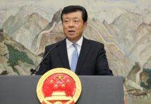 駐英大使劉曉明:香港問題純屬中國內政