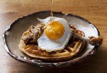 吃貨好消息!英國人氣餐廳Duck & Waffle將進駐ifc