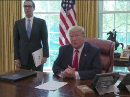 美加強對伊朗制裁 針對最高領袖