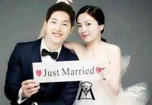 【雙宋離婚】宋仲基宋慧喬宣布離婚 兩年愛情童話幻滅