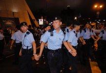 【逃犯條例】兩警察協會促管理層保障警員人身安全