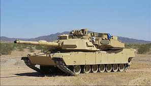 美國批准對台出售22億美元軍備 待國會議員表決。圖為108輛M1A2艾布蘭主戰坦克。(互聯網)