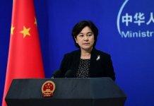 華春瑩:香港暴力活動是美方的作品