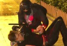 【8.31示威】銅鑼灣驅散行動    疑有喬裝警員協助拘捕