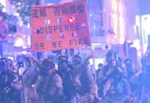 【示威不止】隨興式堵路攻警署    大埔、沙田、大圍、紅隧、尖沙咀受災