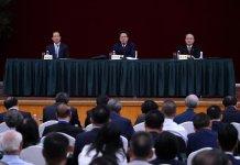 【逃犯條例】張曉明:香港局勢嚴峻 中央全局研判部署