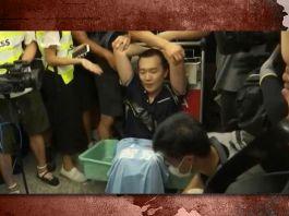 香港豈能容忍暴徒肆虐!