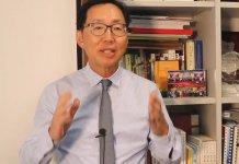 【示威不止】陳健波語示威者:你的自由不應影響我的自由