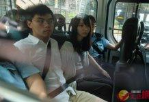 【繩之於法】黃之鋒周庭今早被捕  民族黨陳浩天涉暴動襲警被扣查