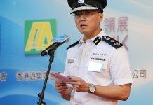 【臨危受命】警隊徵召劉業成出任「特別職務」 副處長 應對反修例示威