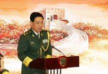 【逃犯條例】解放軍駐港司令員:絕不容忍極端暴力事件