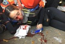 醫管局澄清無隱瞞「爆眼女」傷勢 指已向警方提供醫療紀錄