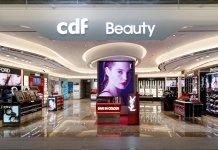 首家過萬呎免稅美妝旗艦店cdf Beauty進駐東涌