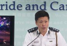 【面對市民】深水埗昨晚拘兩人 警送3無證童返警署