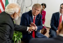 【貿易戰】特朗普:中國致電求開會 耿爽:沒聽過