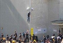 【8.5罷工】全港多區馬路被堵塞 有警署被包圍