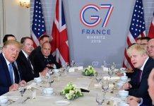 G7峰會閉幕提及香港 強調《中英聯合聲明》的存在及重要性