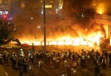 【示威不止】警方反對民陣9.15遊行及集會