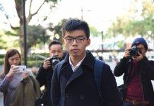 【逃犯條例】黃之鋒赴德國促支持香港爭取民主選舉