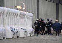 【面對市民】開學後學生被捕數字上升 警方:沒有「火魔法師」只有縱火狂徒
