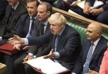 【英國脫歐】復會後約翰遜受雙重打擊 國會否決提前大選