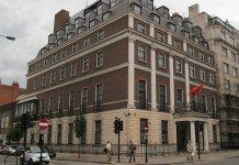 【外部勢力】英下議院緊急質詢香港問題 中國駐倫敦大使館斥說三道四