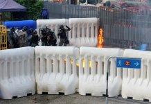 【暴力不止】警察隊員佐級協會譴責暴徒用汽油彈 警員或以實彈制止