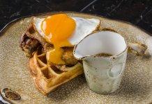 人氣英國餐廳Duck & Waffle九月ifc開幕