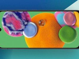 Samsung Galaxy A90 5G  迫近旗艦規格