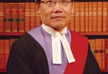 曾參與反修例聯署 高院法官李瀚良暫不處理反修例案件 避免出現偏頗
