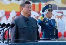 慶祝建國70週年      北京舉行盛大閱兵儀式