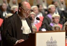 終院首席法官馬道立2021年退休 稱「符合個人意願」